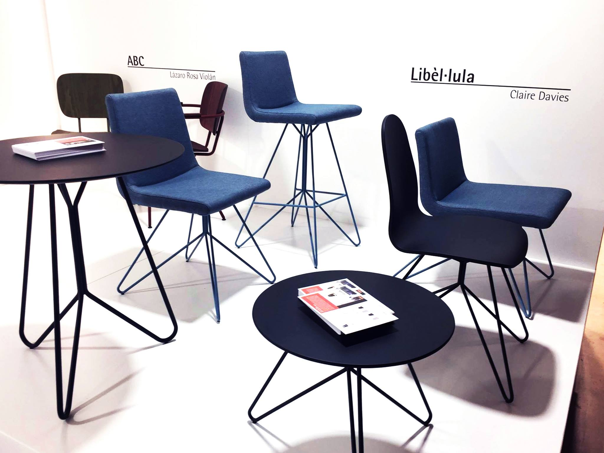 libelula tables, dragon fly chair, claire davies