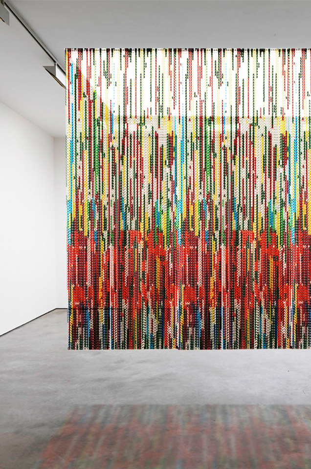 Kriska decor, curtain collections, Claire Davies designer
